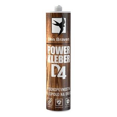 Den Braven 00432RL Power Kleber Montážní lepidlo 310 ml béžové