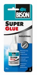 BISON 17965 Super Glue Profesionální vteřinové lepidlo 20 g