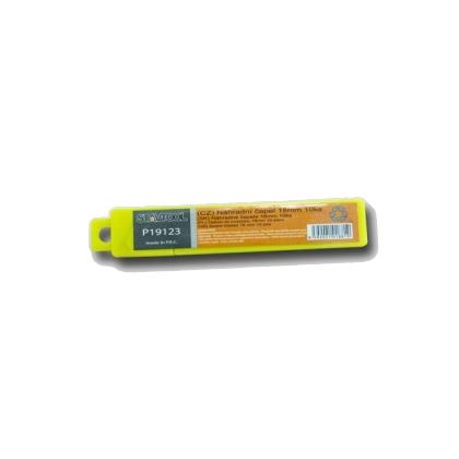 XTline Břit odlamovací 18mm, 10ks