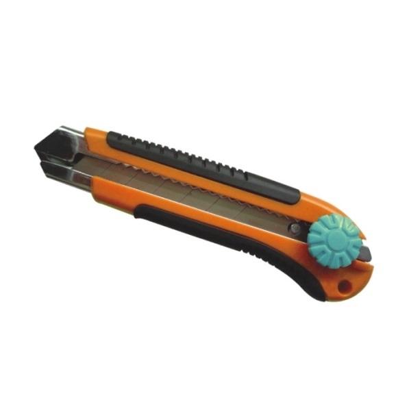 Baupro Nůž ulamovací 25mm, plastový s kovovou výztuhou